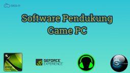 Aplikasi Pendukung Game PC