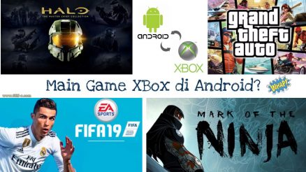 Cara Bermain Game XBox di Android
