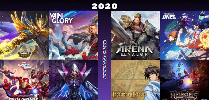 Game Moba Android Terbaik 2020