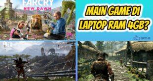 Game untuk Laptop RAM 4GB