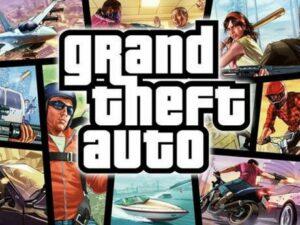 cara bermain game xbox - Grand Theft Auto