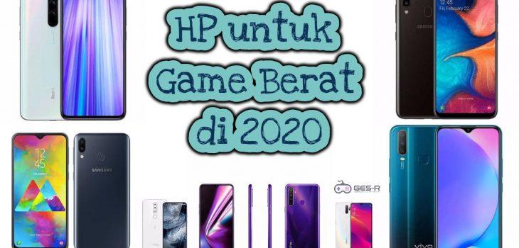 HP yang Cocok untuk Game Berat
