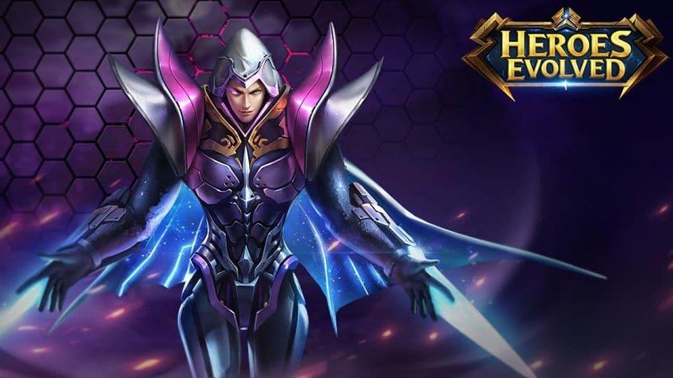 Heroes Evolved wallpaper