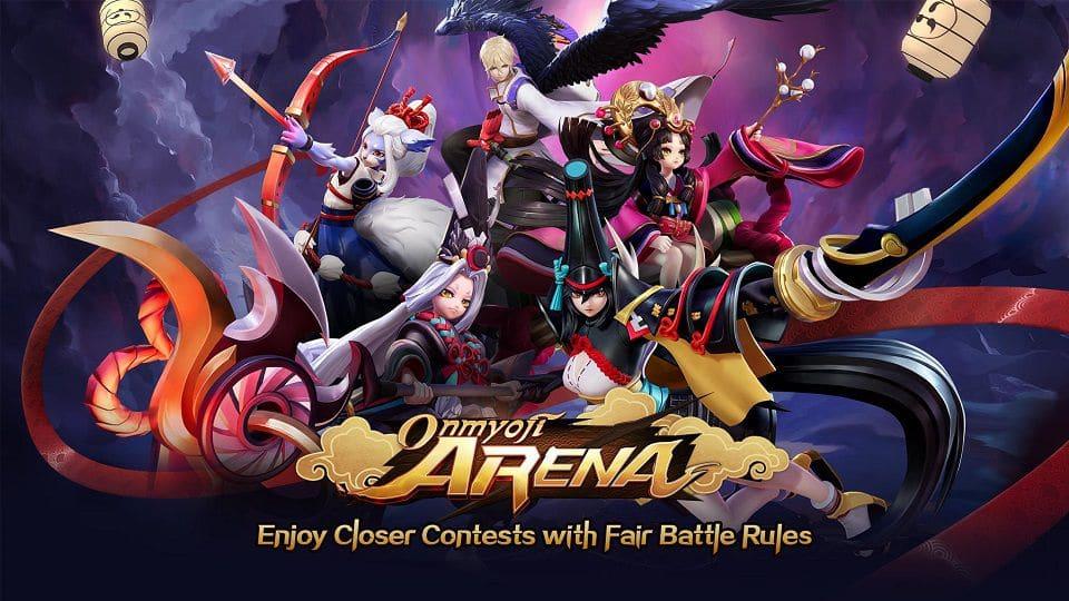 Game Moba Android Terbaik - Onmyoji Arena wallpaper