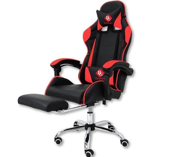 BG Sport model E 02 plus kursi gaming 1 jutaan buat tiduran