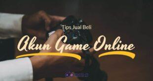 Cara Jual Beli Akun Game Online