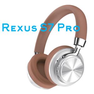Headset Gaming Wireless Rexus S7 Pro