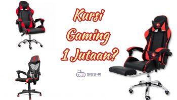 Kursi Gaming 1 Jutaan