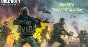 Senjata Terkuat di Call of Duty Mobile