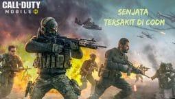 Senjata Terkuat di Call of Duty Mobile