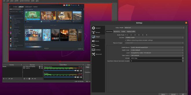 Aplikasi Live Streaming Game PC