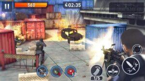 Elite Killer SWAT hanya 22 MB
