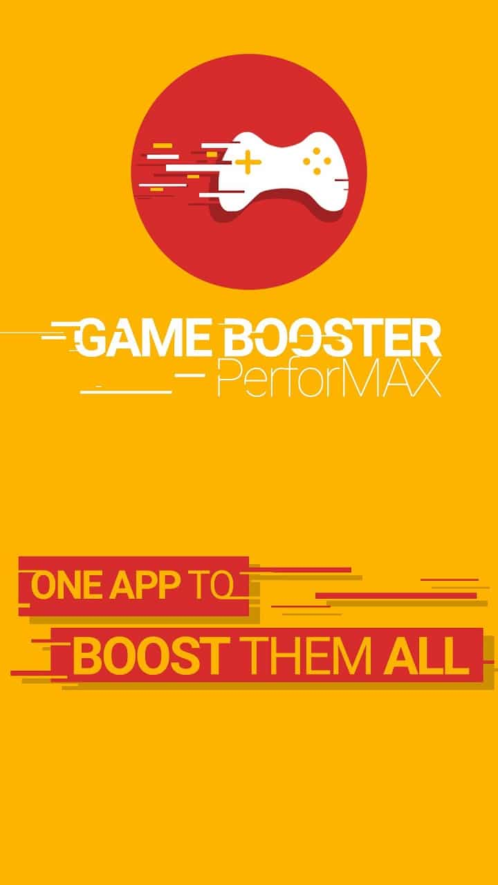 Game Booster Performax