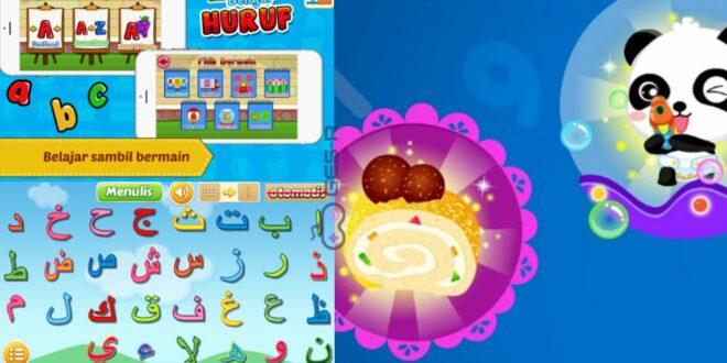 Game Edukasi Anak Lengkap Sesuai Usia