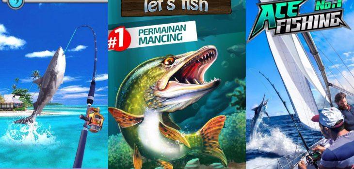 Game Memancing Ikan Seru dan Bikin Ketagihan