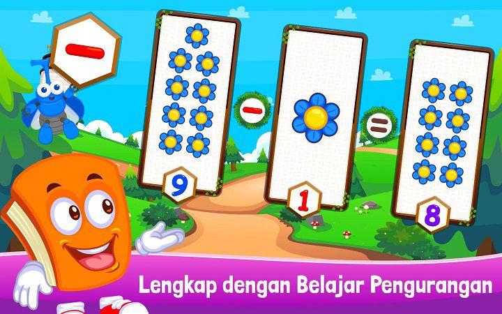 Marbel belajar berhitung game pendidikan anak anak di bawah 8 tahun