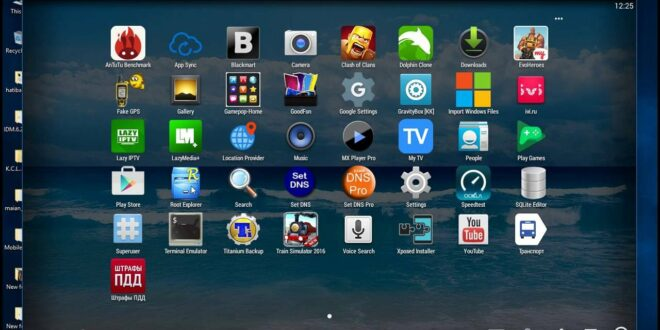 aplikasi emulator Android terbaik