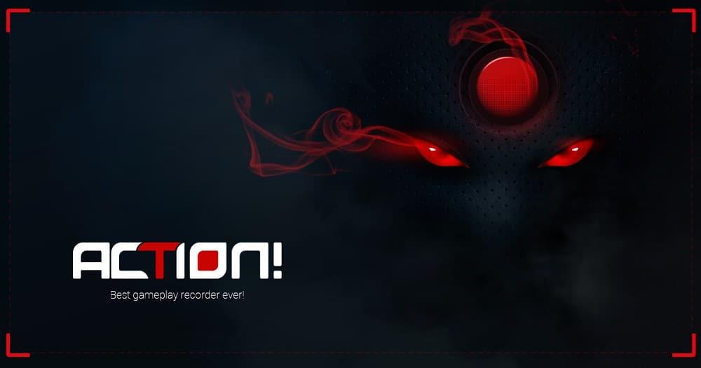 Action! aplikasi perekam game pc.1