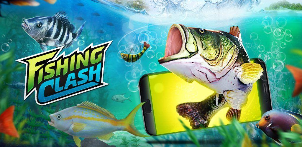 Game Memancing Ikan - fishing clash