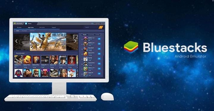 Bluestacks Emulator