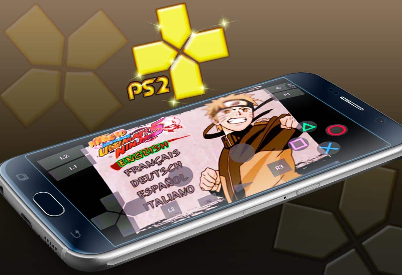 Aplikasi Game PS 2: Main PS 2 - Pro PPSS2 Golden