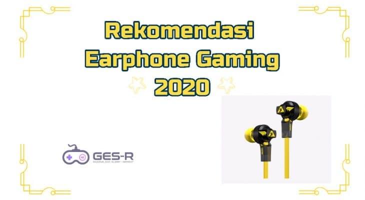Earphone Gaming Terbaik 2020