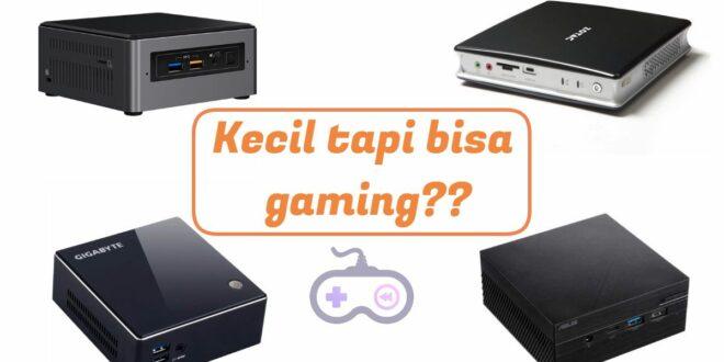 Mini PC Gaming Murah 2020