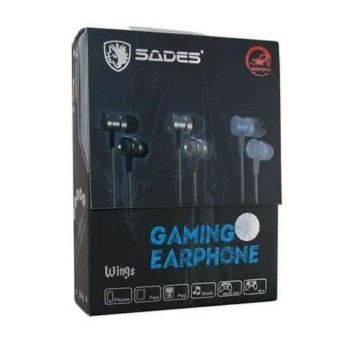 Earphone Gaming Terbaik 2020 - Sades Wings SA609