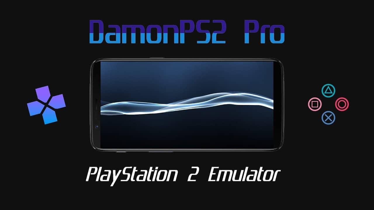 Aplikasi Game PS 2: Main PS 2 - Damon PS2