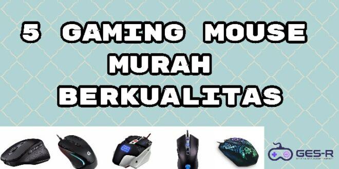 Mouse Gaming Murah
