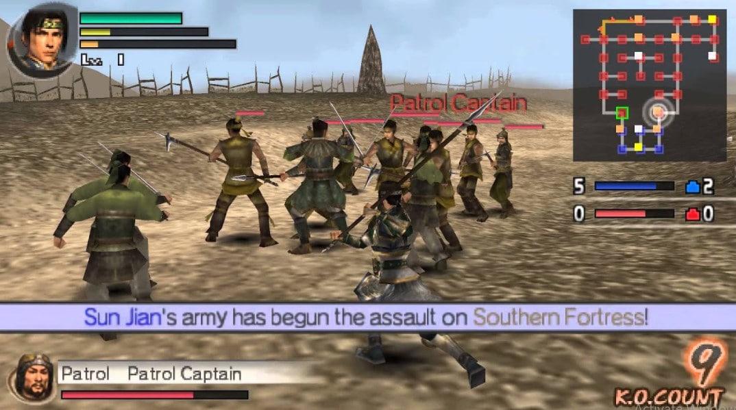 Dynasty Warriors Vol 2
