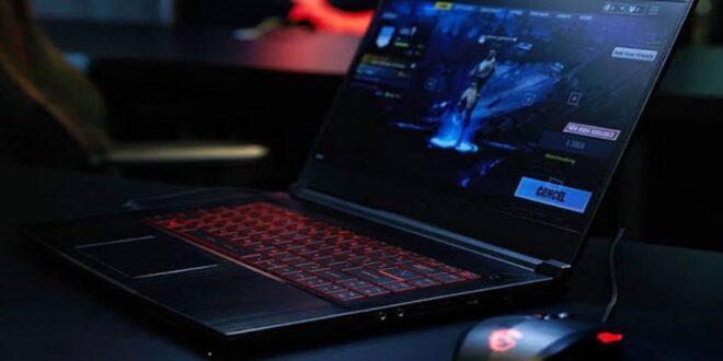 laptop gaming 5 jutaan core i7