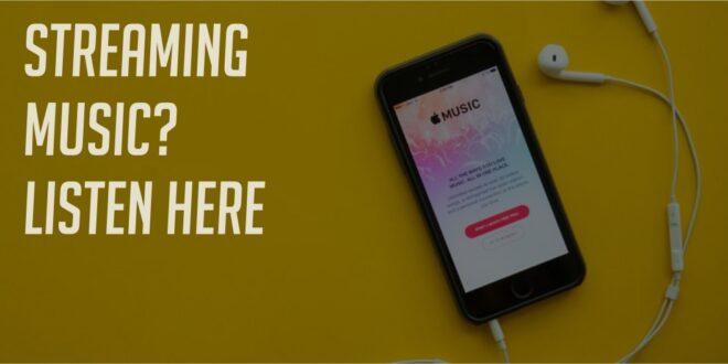 aplikasi streaming musik terbaik