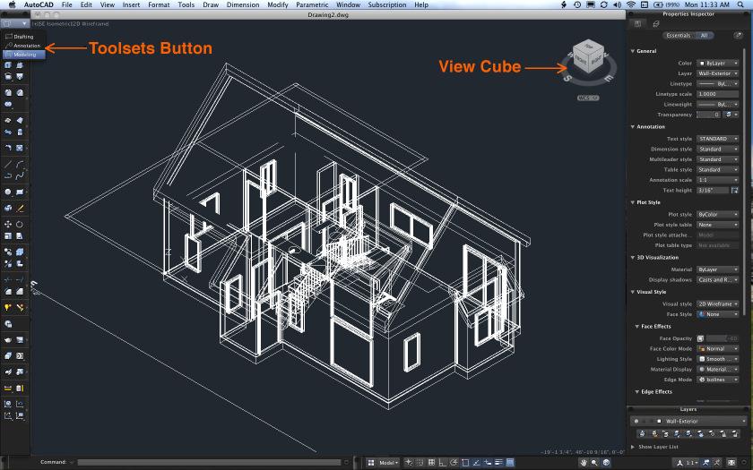 Aplikasi Desain dan Merancang Rumah Idaman