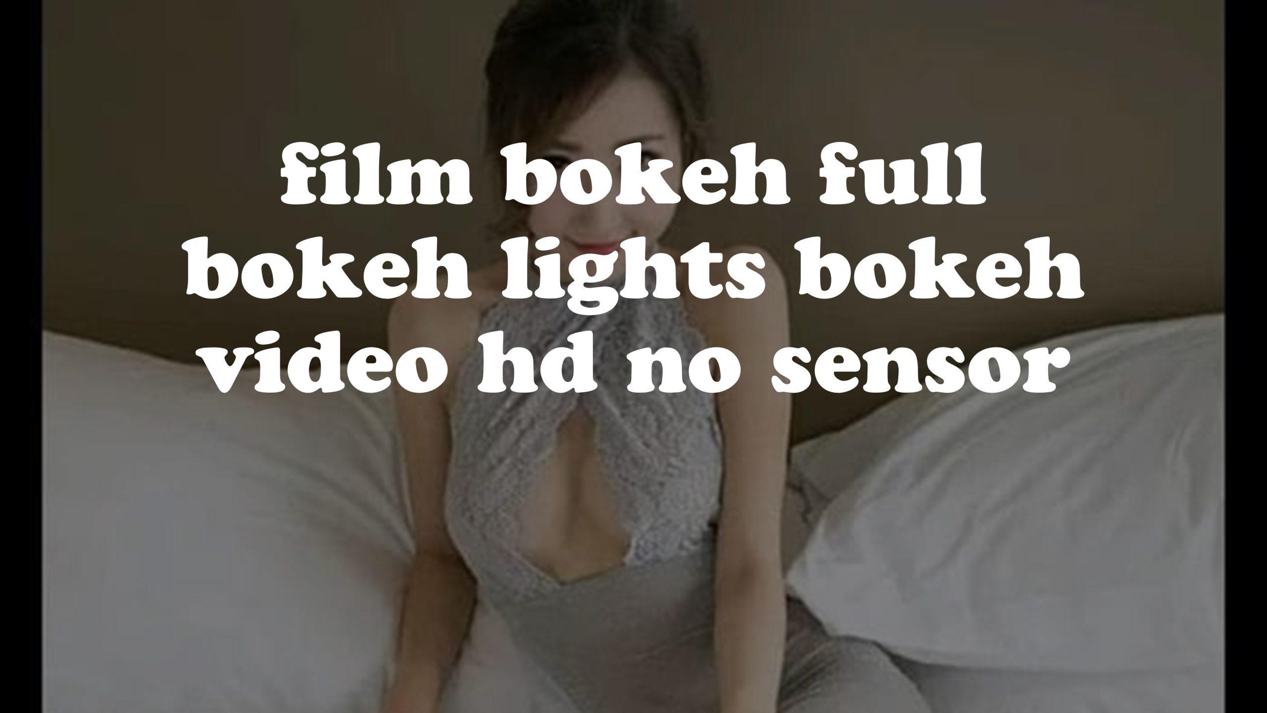 bokeh full bokeh lights